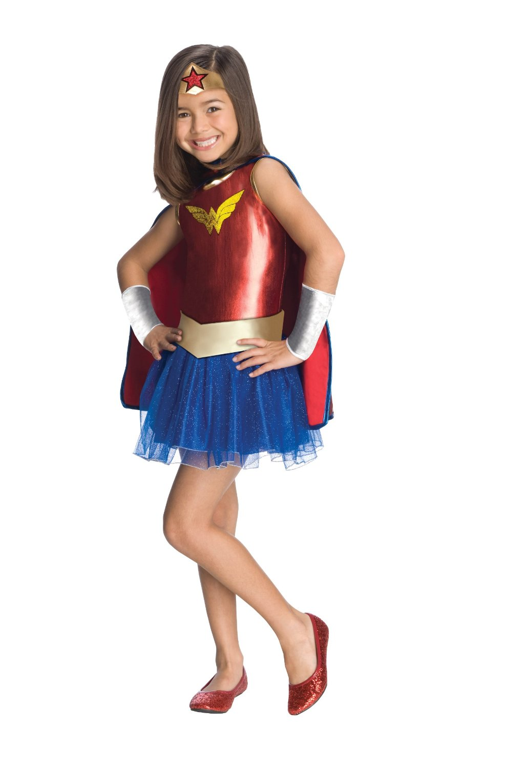 Wonder Woman cheap halloween costume