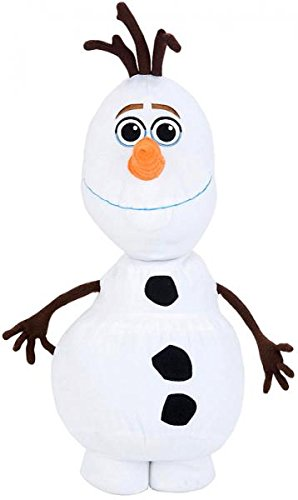 Olaf cuddle pillow $18.95 (was $69.99)