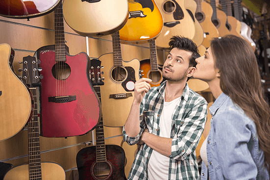 what to know when buying musical instruments