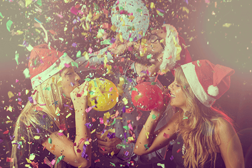 new years eve party on a budget