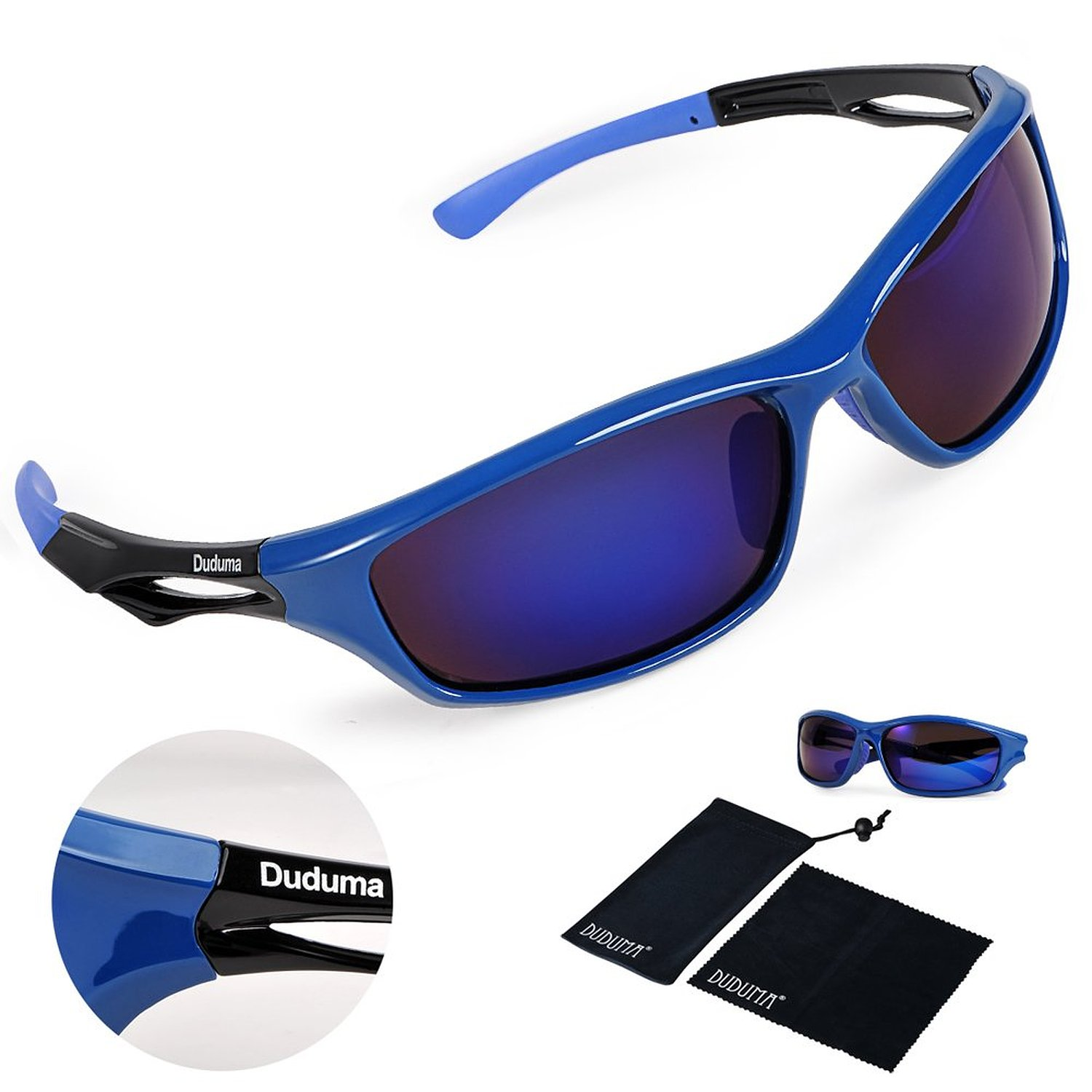 Duduma Polarized Sports Sunglasses for Running