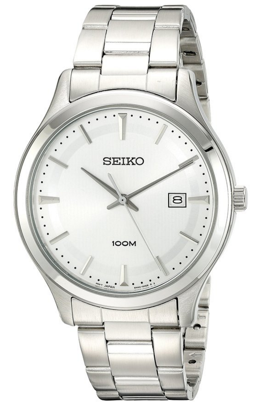Seiko_Men's_SUR047_Stainless_Steel_Bracelet_Watch_with_Silver-Tone_Dial