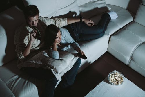 Romantic Movie Night