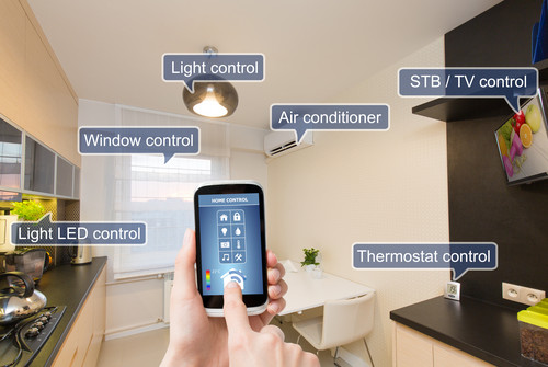 how to turn your home into a smarthome