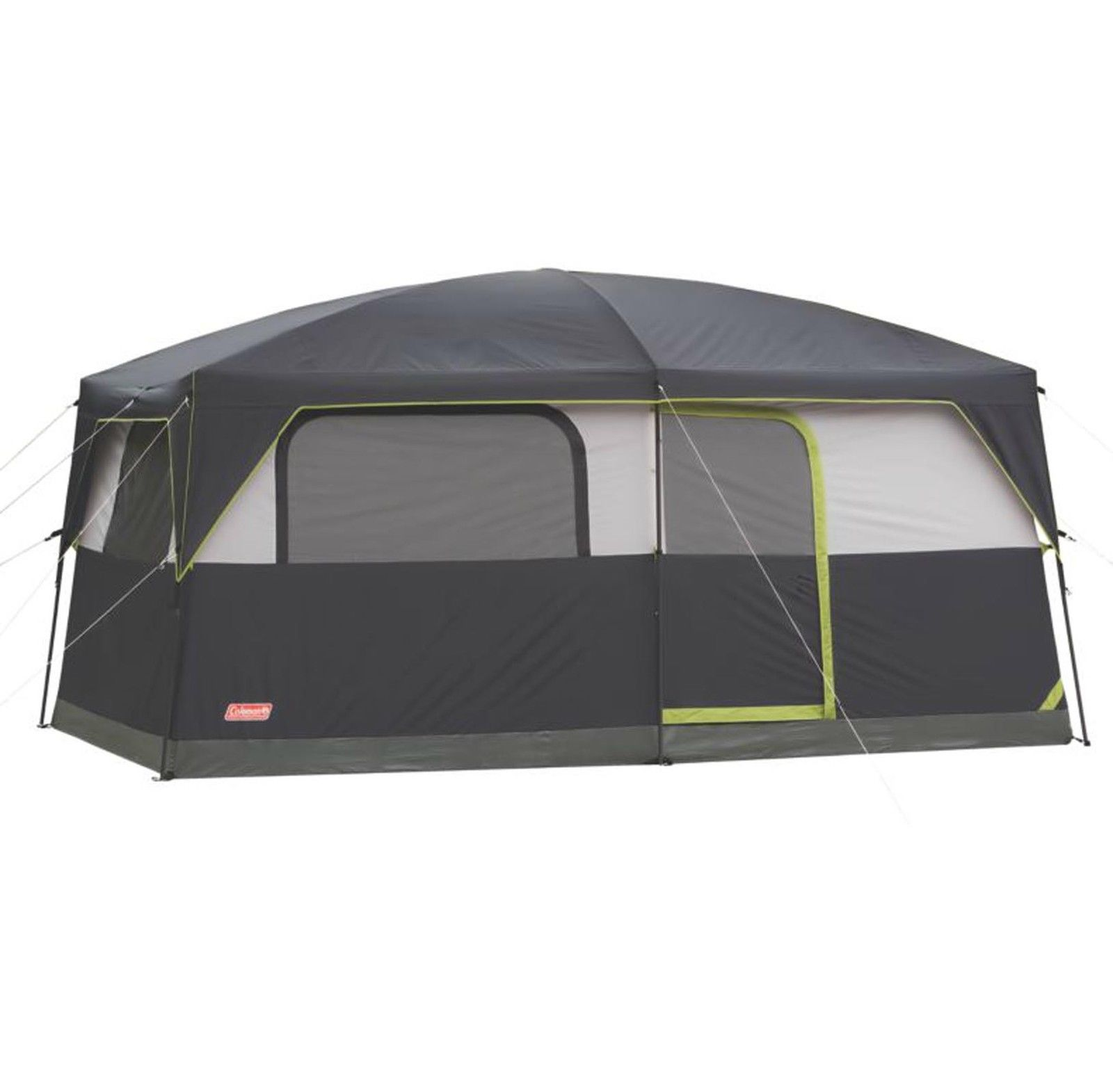 COLEMAN Prairie Breeze 9 Person WeatherTec Camping Tent