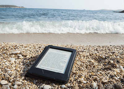 best eBook readers for the beach