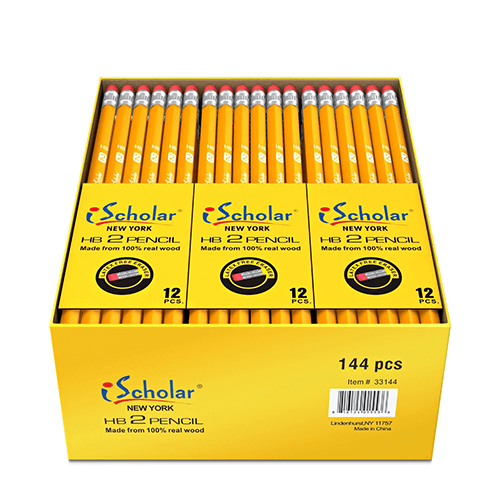 iScholar Gross Pack Pencils