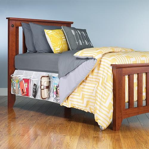 Whitmor Bed Skirt Organizer