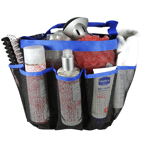 Wrapables Quick Dry Portable Mesh shower Caddy