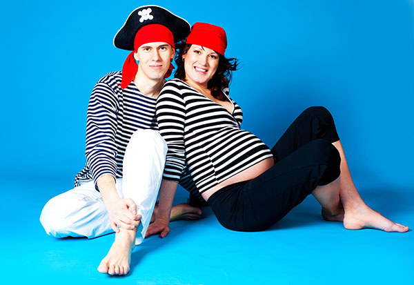 pirate-maternity-costume