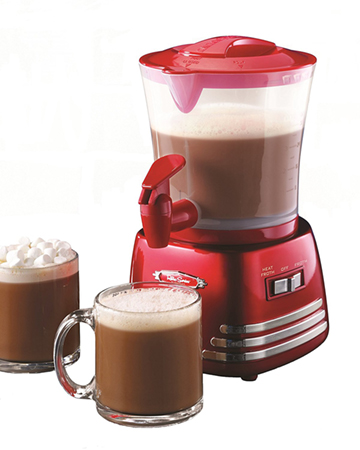 nostalgia-hcm700retrored-retro-series-32-ounce-hot-chocolate-maker-with-easy-pour-spigot